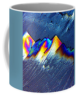 Rainbow Mountains Coffee Mug