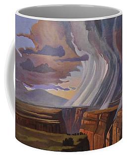 Rainbow Of Rain Coffee Mug