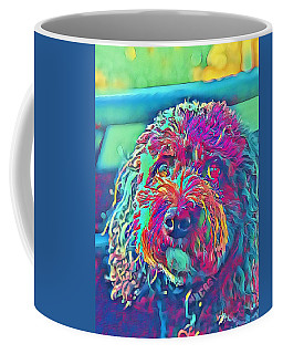 Rainbow Pup Coffee Mug