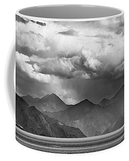 Coffee Mug featuring the photograph Rains In China by Whitney Goodey