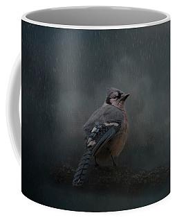 Rainy Day Blues  Coffee Mug