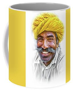 Rajput High School Teacher - Portrait Coffee Mug