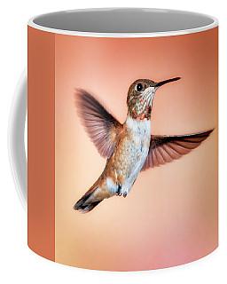 Rambunctious Rufous Coffee Mug