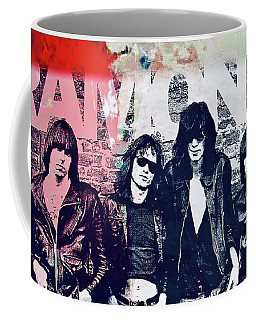 Ramones Coffee Mug
