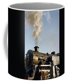 Ramsbottom. East Lancashire Railway. Locomotive 80080. Coffee Mug
