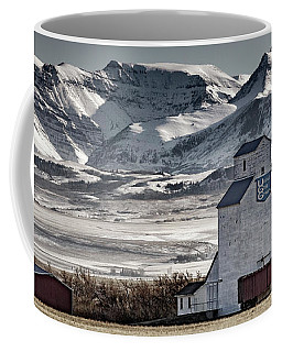 Ranchland Elevator Coffee Mug