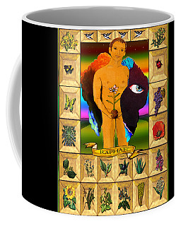 Raphael, The Archangel Coffee Mug