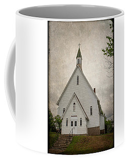 Raquette Lake Chapel Coffee Mug