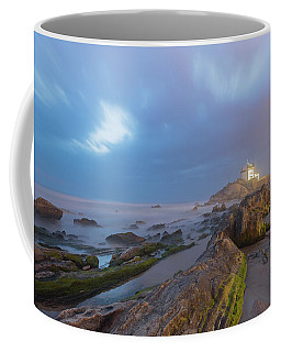 Coffee Mug featuring the photograph Ray Of Light by Bruno Rosa
