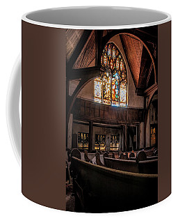 Rays Of Light Within The Sanctuary Coffee Mug