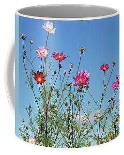 Reach For The Cosmos Coffee Mug