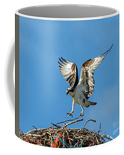 Reaching For Home Coffee Mug