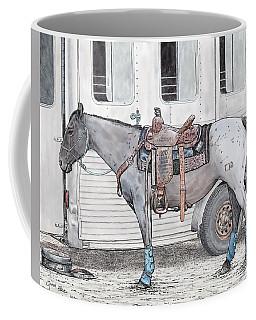 Ready For Battle  Coffee Mug
