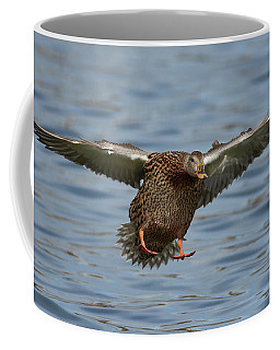 Ready For Landing Coffee Mug