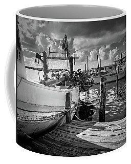 Ready To Go In Bw Coffee Mug