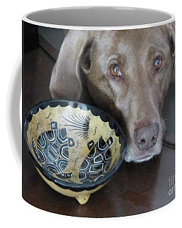 Coffee Mug featuring the photograph Reba by Rosanne Licciardi