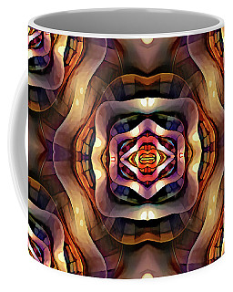 Coffee Mug featuring the digital art Rebekah by Missy Gainer