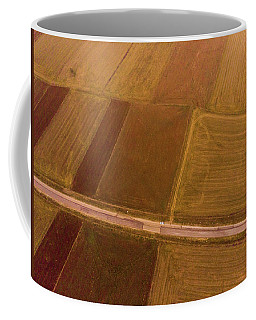 Rectangles Coffee Mug