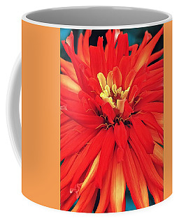 Red Bliss Coffee Mug