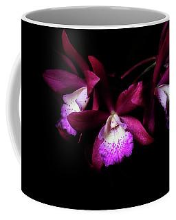Red Cattleya Coffee Mug