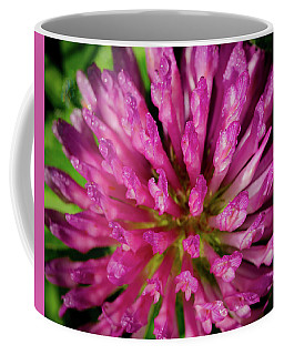 Red Clover Flower Coffee Mug
