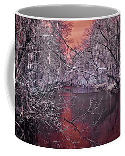 Red Creek Coffee Mug