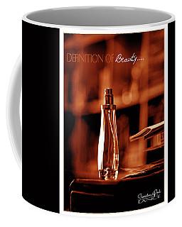 Red Definition Of Beauty Coffee Mug