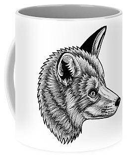 Red Eye Drawings Coffee Mugs
