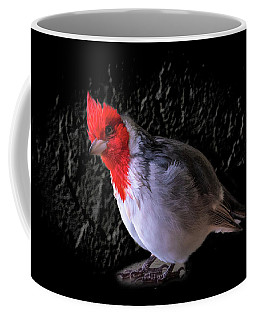 Red Head Coffee Mug