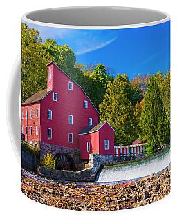 Red Mill Photograph Coffee Mug