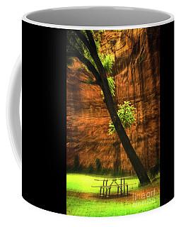 Red Rock Vertigo Coffee Mug