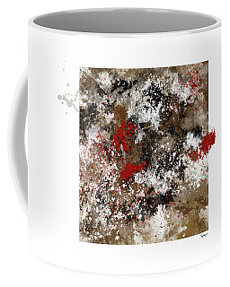 Red Splashes Coffee Mug
