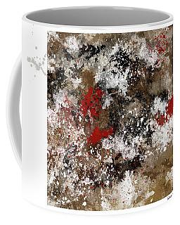 Red Splashes Coffee Mug