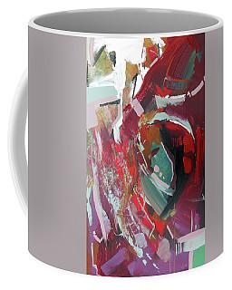 Red Tweak Coffee Mug