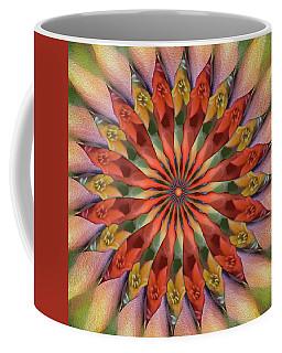 Red Velvet Quillineum Coffee Mug