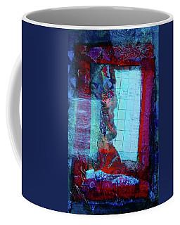Red Window Coffee Mug