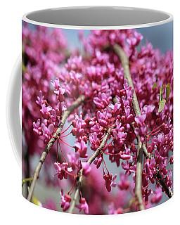 Redbud Tree Coffee Mug