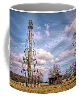 Reedy Island Range Rear Light Coffee Mug