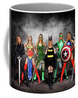 Reflections Of A Hero Coffee Mug