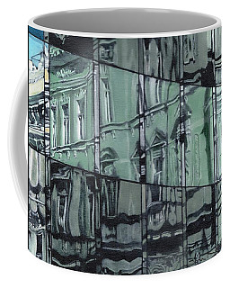 Reflection On Modern Architecture Coffee Mug
