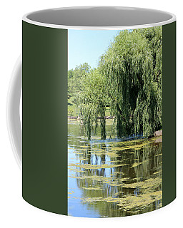 Reflections From Mother Willow Coffee Mug