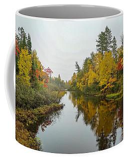 Reflections In Autumn Coffee Mug