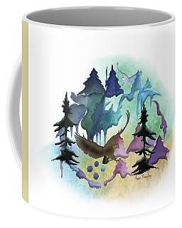 Reflections Of Port Townsend Coffee Mug