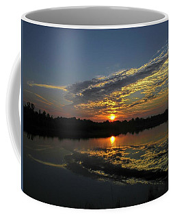 Reflections Of The Passing Day Coffee Mug