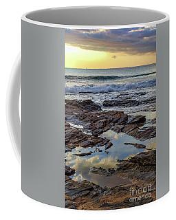 Reflections On The Rocks Coffee Mug