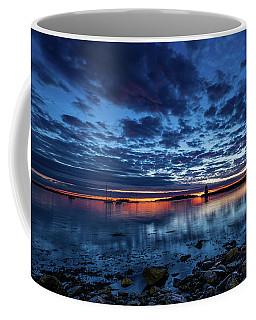 Reflective Sunrise Coffee Mug