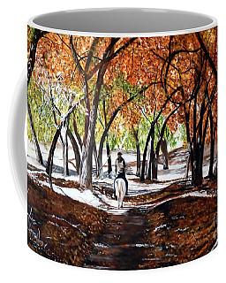 Reins Of Serenity Coffee Mug