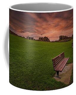 Relaxing At St Ives Cornwall Coffee Mug