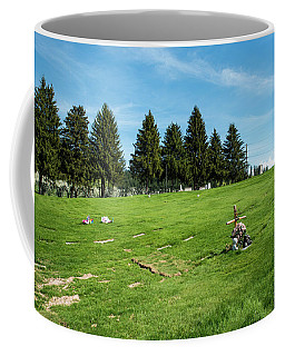 Remembering A Child In Peshastin Coffee Mug