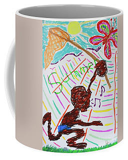 Remembering Young Summers Coffee Mug